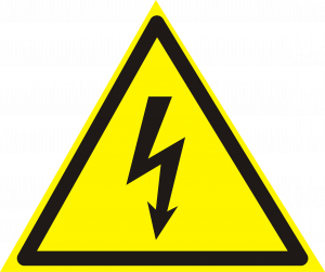 Опасность поражения током