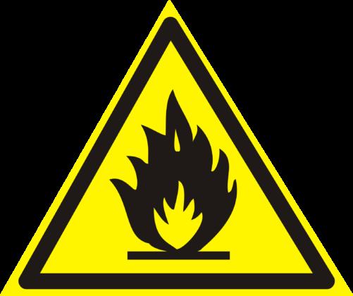 Пожароопасно