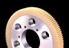 Зубчатое колесо ∅48 мм и полимерным венцом высотой 6 мм