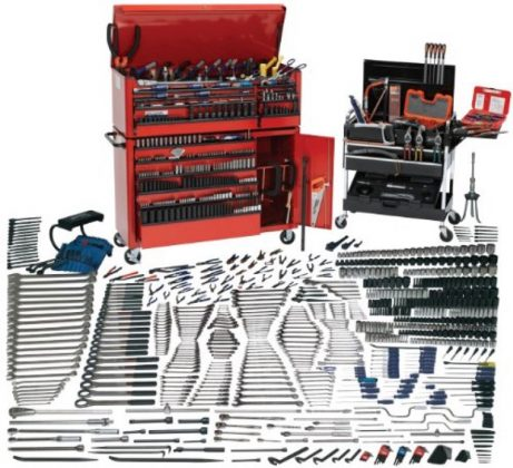 Профессиональные наборы инструментов для автомобиля - 3