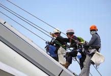 Техника безопасности при работе на высоте