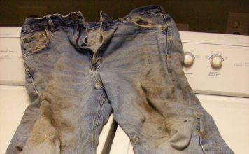 Чем отстирать солидол с одежды