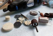 Насадка на дрель для резки металла