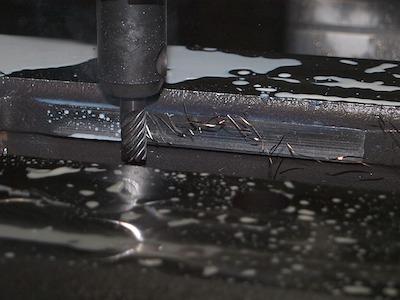 Фреза для обработки металла
