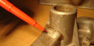 Термостойкая холодная сварка для металла