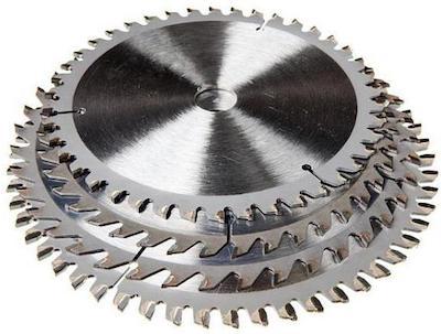 Стопка пильных дисков