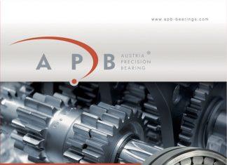 Каталог осевых цилиндрических роликовых подшипников APB