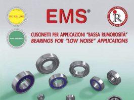 Каталог подшипников EMS