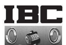 Каталог подшипников IBC