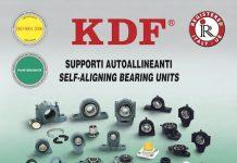 Каталог самоустанавливающихся подшипниковых узлов KDF