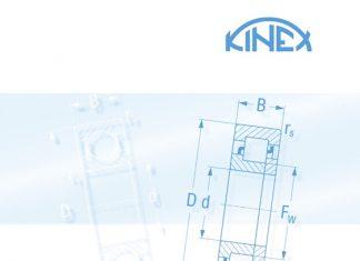 Каталог подшипников Kinex