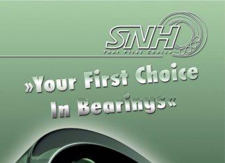 Каталог подшипников SNH