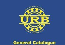 Каталог подшипников качения URB