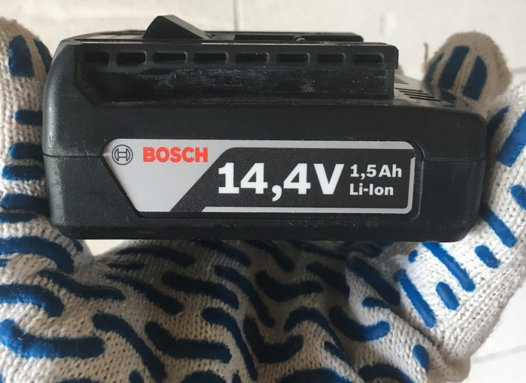 Аккумуляторная батарея модель 4INR18/65