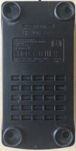 Зарядное устройство AL1814 CV (задняя часть)