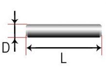 Длинный цилиндрический ролик