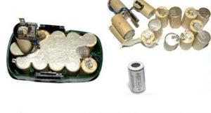 Батарейка для шуруповерта бош
