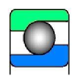 Подшипник радиальный шариковый | 13