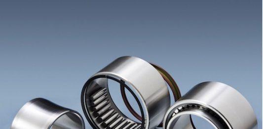 Игольчатые подшипники с двумя кольцами
