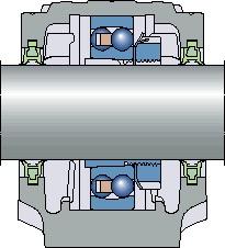 Корпус подшипника - 1