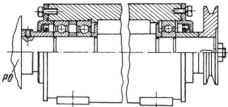 Шариковый подшипник - 45