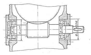 Шариковый подшипник - 43