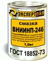 ВНИИНП-246. Консистентная смазка дял подшипника