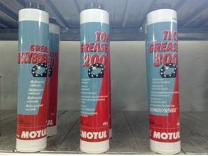 Смазка на полусинтетической основе Motui Tech Grease