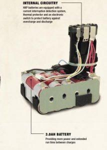 Аккумулятор для шуруповерта hammer - 7
