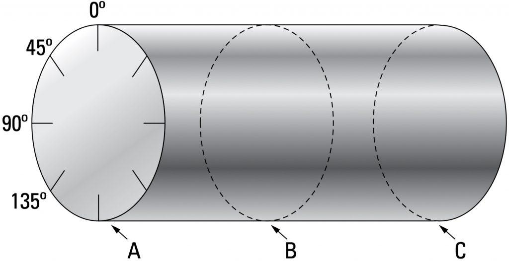 Методика по измерению подшипника в 12 точках | 1