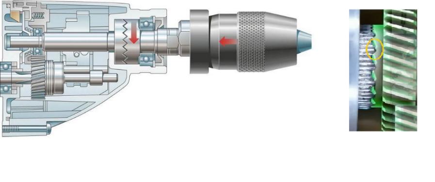 Аккумуляторная дрель на 18В - 8