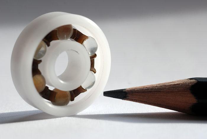 Миниатюрный керамический подшипник