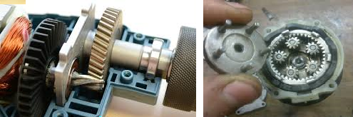Аккумуляторная ударная дрель bosch - 3