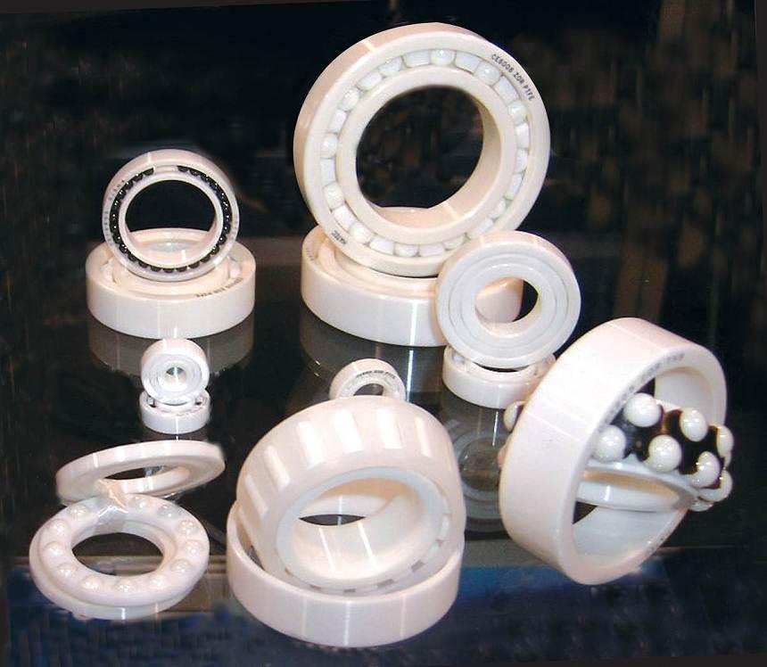 Керамические и гибридные подшипники | 9