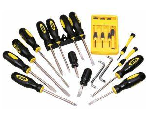 Набор инструментов для авто в чемодане - 2