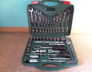 Набор инструментов Sata - 4
