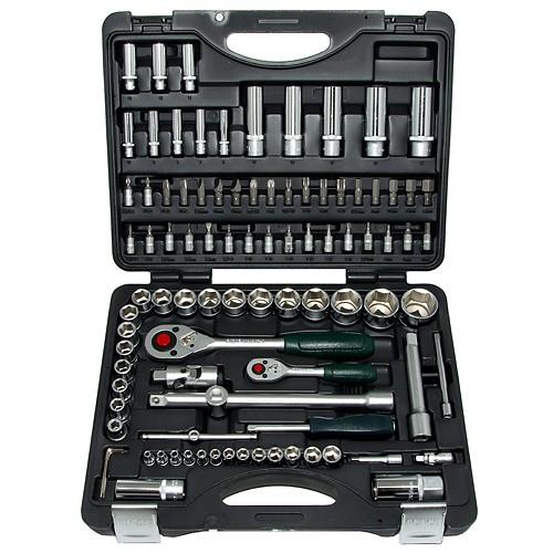 Набор инструментов для авто в чемодане   7