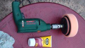 Насадки на дрель для полировки автомобиля | 2