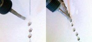 Насадка на перфоратор для штробления - 4
