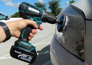 Насадки на дрель для полировки автомобиля - 5