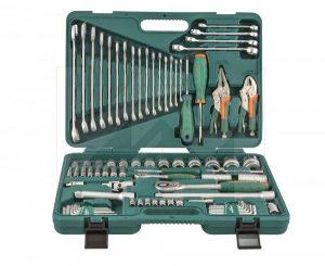 Набор инструментов для авто в чемодане | 8