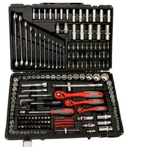 Набор инструментов для авто в чемодане | 9