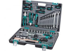 Набор инструментов для авто в чемодане - 11
