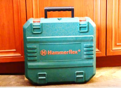 Аккумуляторная дрель Hammer | 1