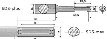 Аккумуляторная дрель Metabo - 3