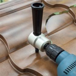 Насадка на дрель для резки металла - 4
