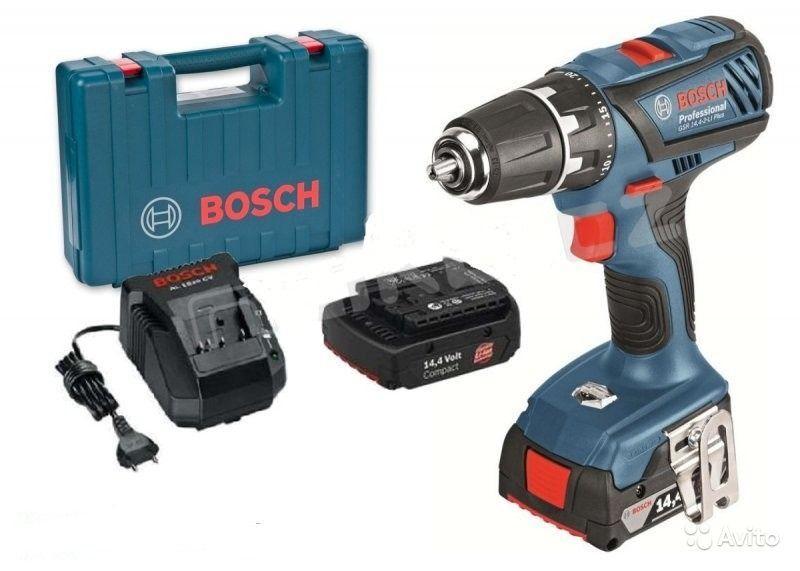 Аккумуляторный шуруповерт Bosch - 1