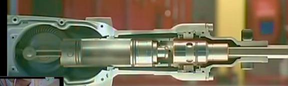 Аккумуляторный перфоратор Bosch - 6
