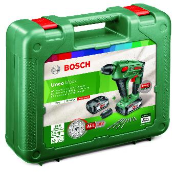 Аккумуляторный перфоратор Bosch - 10