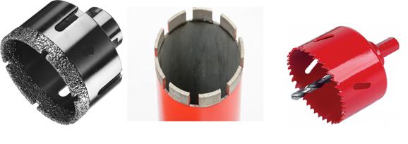 Алмазная коронка по бетону 68 мм - 4